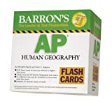Barron's AP Human Geography Flash Cards (Barron's: the Leader in Test Preparation)