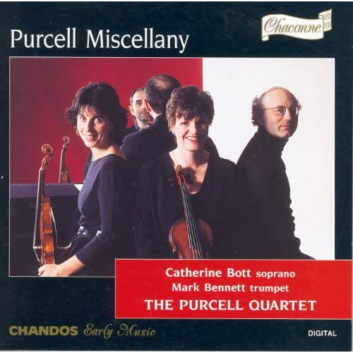 Purcell: Purcell Miscellany