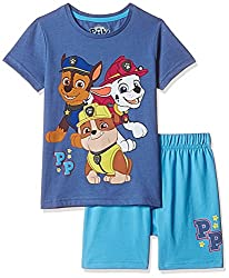 Marks & Spencer Boys Pyjama Set (0000025383720_T863143CNAVY MIX2-3 Y)