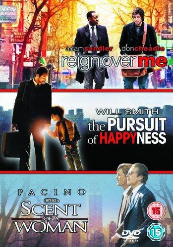 Preisvergleich Produktbild Reign Over Me / the Pursuit of Happyness / Scent of a Woman [UK Import]
