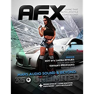 AFX 11: Mars Audio Sound & Beyond 350 Unlimited (AFX Magazine) (English Edition)