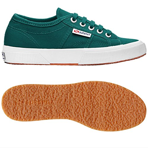 Superga  2790 Acotw, Baskets  mixte adulte Green Teal