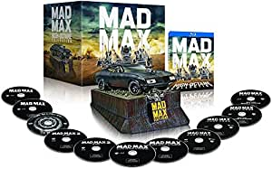 "Mad Max Anthologie High-Octane Collection - Edition limitée coffret voiture et version inédite ""Black and Chrome"" du film Mad Max Fury Road"