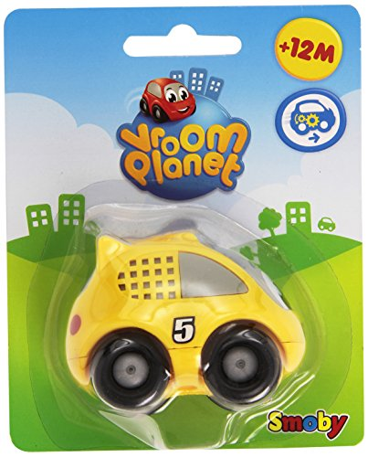 smoby-211281-vroom-planet-mini-bolide-da-corsa