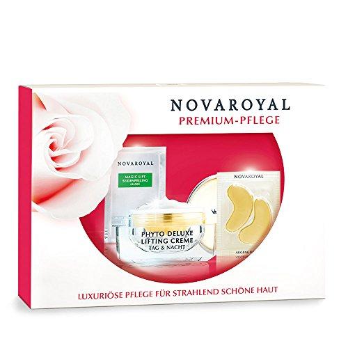 NOVAROYAL® Anti Aging Pflegeset | für intensive Faltenkorrektur während und nach den...