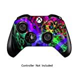 Xbox One Controller Designfolie Sticker - Vinyl Aufkleber Schutzfolie Skin für Xbox One Controller Printed