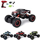 Best radios de los coches - GizmoVine RC Coche Teledirigido RC Car 1/16 Off-road Review