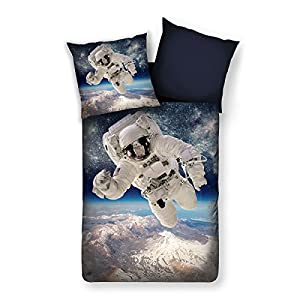 Astronaut Bettwäsche Deine Wohnideende