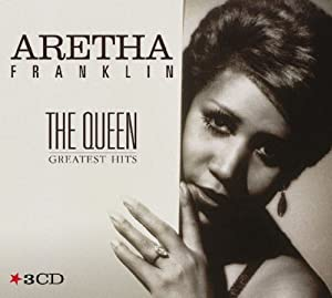 Aretha Franklin - Queen of Soul Music - Greatest Hits