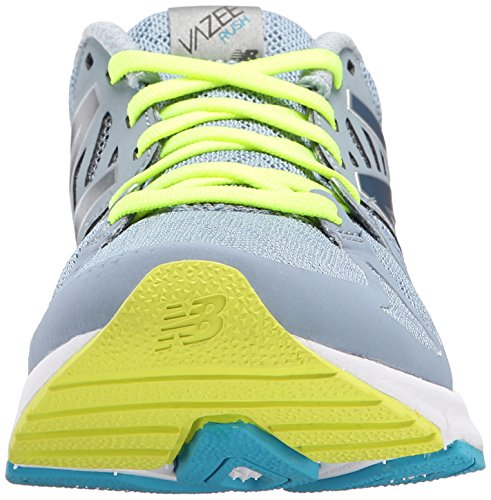 New Balance Women's Vazee Rush Running Shoe Grey/Blue