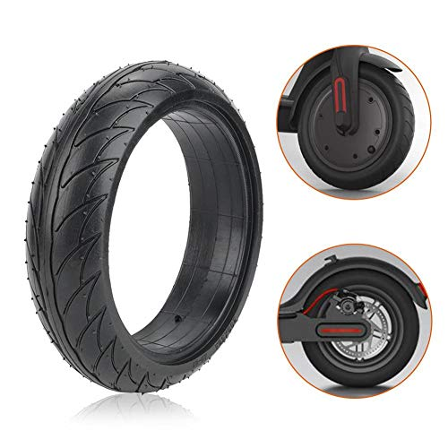Wocume Front Rear Solid Tire Wheel Cover Tyre for Xiaomi Nine-bot ES1 ES2  ES3 ES4 Electric Scooter