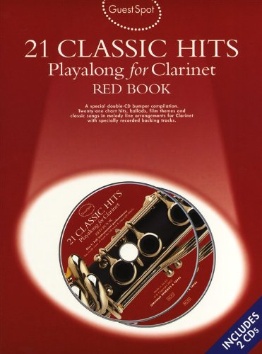 guest-spot-21-classic-hits-playalong-for-clarinet-red-book-partituras-cd-para-clarinete