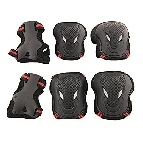 Roller Protection - Tera Kit de protections 6 pièces/3 paires