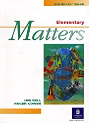 Elementary Matters: Students' Book