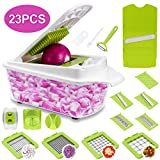 Best Vegetable Cutters - 16 in 1 Vegetable Cutter Sedhoom Fruit Cutter Review
