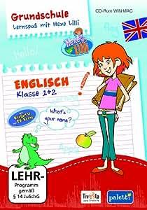 Hexe Lilli Englisch Klasse 1 + 2