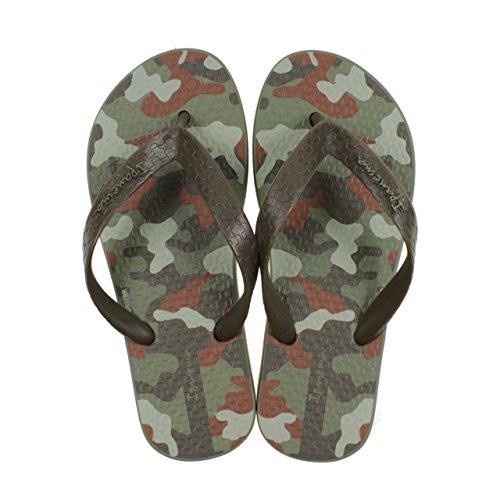 Ipanema Flip Flop Classic Kid Camouflage 8230422351 Grün Große: 35/36