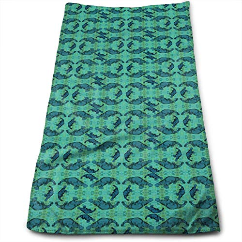 Luxury Bath Towels The Mermaid in The Bubble Super Soft Absorbent Sports/Beach/Shower/Pool Towel (Super Bubble Bath)