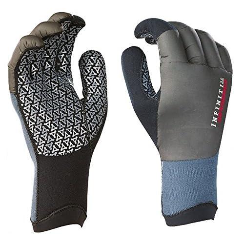 51j%2Bn%2BAlwqL. SS500  - Size S Xcel Infiniti 3mm 5Finger Glove Thermal Neoprene Gloves