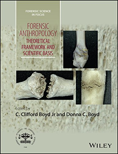 Forensic Anthropology: Theoretical Framework And Scientific Basis (forensic Science In Focus) por C. Clifford Boyd epub