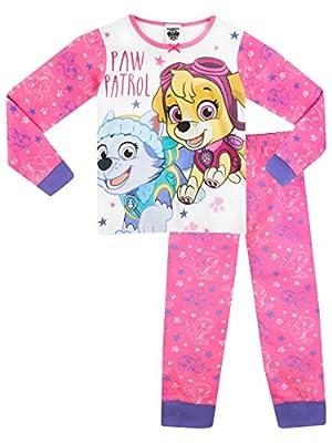 Paw Patrol La Patrulla Canina - Pijama para niñas