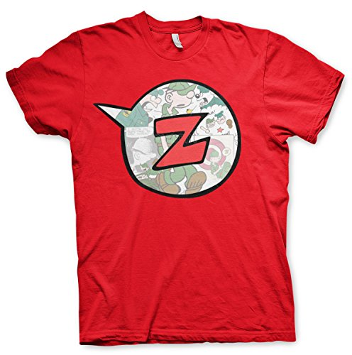officially-licensed-merchandise-beetle-bailey-zzzz-t-shirt-red-xx-large