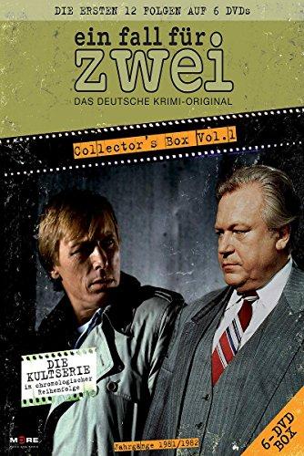 Ein Fall für Zwei - Collector's Box 1 [Collector's Edition] [6 DVDs]