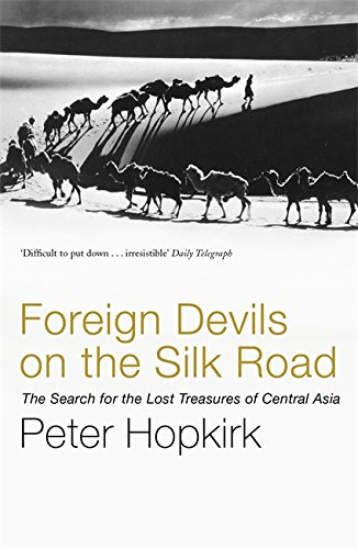 Foreign Devils on the Silk Road Cover Image