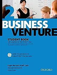 Business Venture 2 Pre-Intermediate: Student's Book Pack: Cady, Jeff by Roger B. Barnard (2009-10-15)