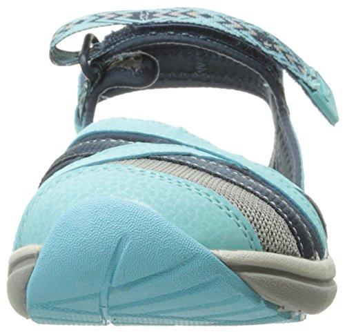 Caviglia Appassionati Donna radianza Saggio Sandali Blu Navy Midnight Piattaforma W OdxqwwBF