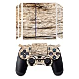 Disagu Design Skin for Sony PS4 Liegend + Controller - Motif Holz No.1