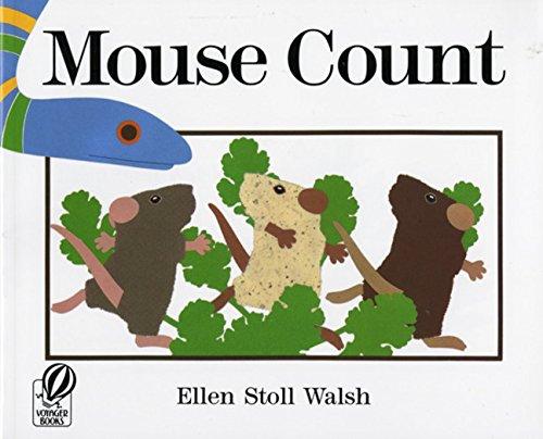 Mouse Count par Ellen Stoll Walsh