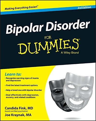 Bipolar Disorder For Dummies (For Dummies (Psychology & Self Help)) by Candida Fink (2015-11-02)