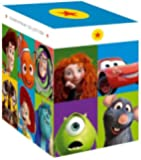Disney - Pixar Collection [Blu-ray] [Import italien]