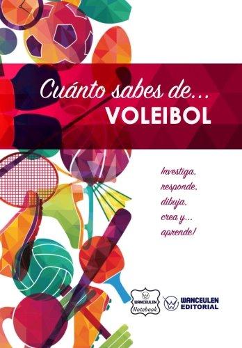 Cuánto sabes de... Voleibol por Wanceulen Notebook