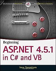 Beginning ASP.NET 4.5.1: in C# and VB (Wrox Programmer to Programmer) by Imar Spaanjaars (2014-03-24)