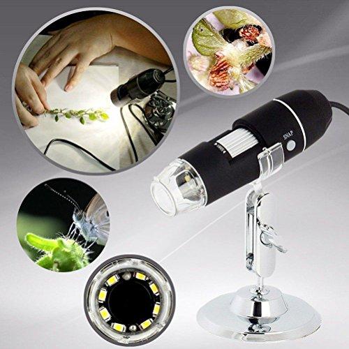 UKCOCO Microscopio digital portátil