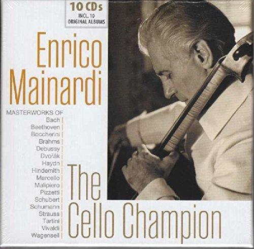 The Cello Champion-Original Albums