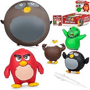 Tobar 36748 Angry Birds-Balloon - Balón de béisbol