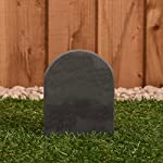 Pet Gravestone personalised with name and motif personalised 9