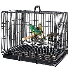 Kookaburra jaulas pequeñas Pet Carrier