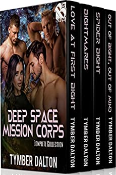 Deep Space Mission Corps Complete Collection [Box Set 79] (Siren Publishing Menage Everlasting) (English Edition) par [Dalton, Tymber]