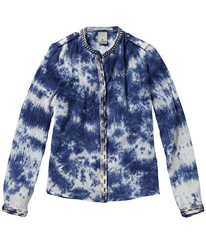 Scotch R'Belle - Tunika-Shirt Aus Kreppstoff, Camicetta da bambine e