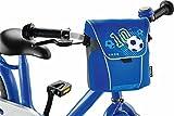 Puky 9725 LT 2 Lenkertasche, Blau Fußball