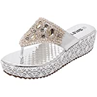 Minetom Donne Estate Pantofole Stile Casual Fashion Infradito piattaforma