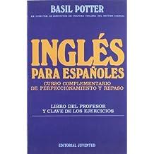 Ingles curso del profesor (INGLES PARA ESPAÑOLES)