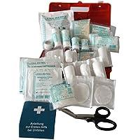 Erste-Hilfe-Koffer mit Füllung San QUICK - Inhalt DIN 13157 inkl. Wandhalterung preisvergleich bei billige-tabletten.eu