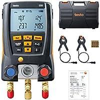 Testo 550 - Manomètre froid électronique