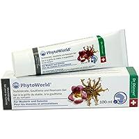 Dr.Dünner PhytoWorld Teufelskralle Gaultheria & Rosmarin Gel 100 ml | für Muskeln & Gelenke nach Belastung | Muskelgel... preisvergleich bei billige-tabletten.eu