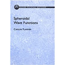 Spheroidal Wave Functions